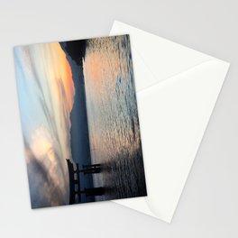 miyajima island views Stationery Cards
