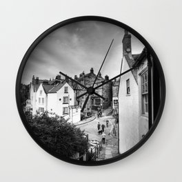A View from Covet Hill Wall Clock