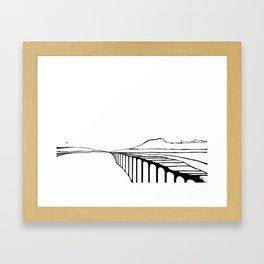 Landscape 062312 Framed Art Print