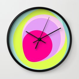 closer Wall Clock