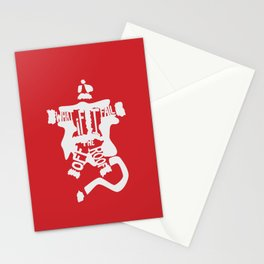 What if I Fall off the Roof? -The Santa Clause Stationery Cards