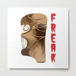 Madman Metal Print