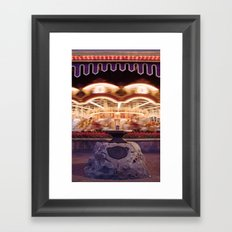 He who so pulleth out this sword . . . Framed Art Print