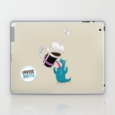 Coffee Monster Laptop & iPad Skin