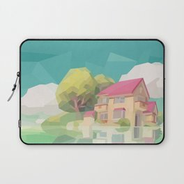The Age of the Ocean Laptop Sleeve