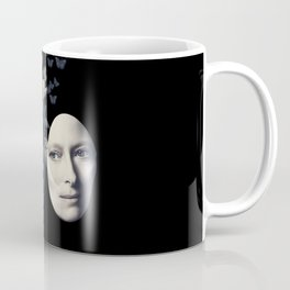 We Only Come Out at Night Coffee Mug