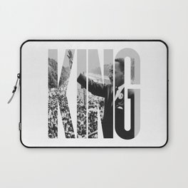 King - Martin Luther Laptop Sleeve