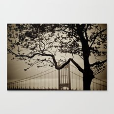 I'll Remember Today Canvas Print