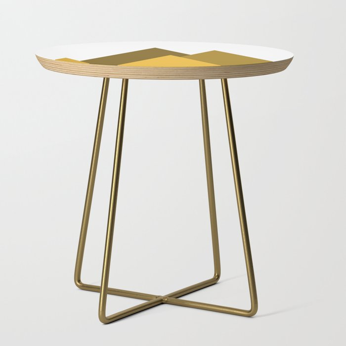 Mountains Side Table