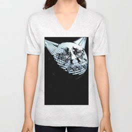 What Do You See? Unisex V-Neck