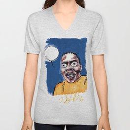 phife with the roughneck business Unisex V-Neck