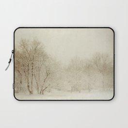 Snow Scene Laptop Sleeve