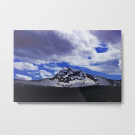 They don't lie when they say big sky country. Metal Print