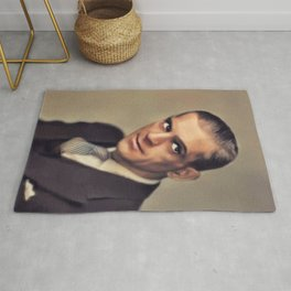 Boris Karloff, Hollywood Legend Rug