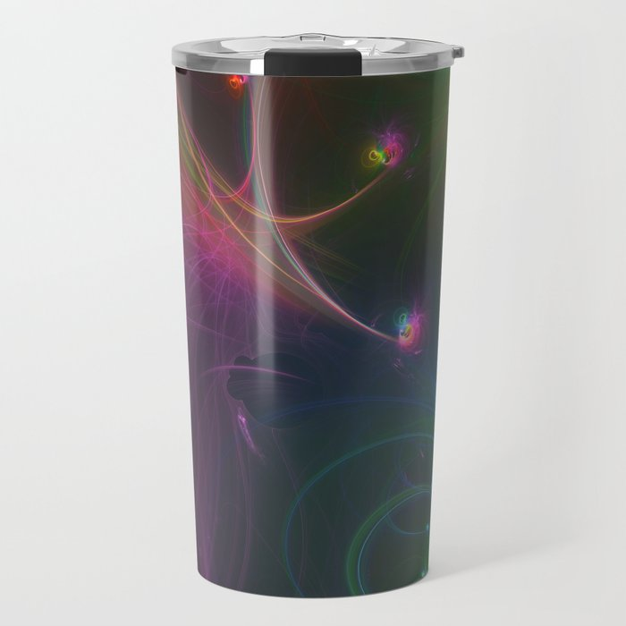 Festive Night Travel Mug