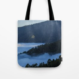 La Palma forest Tote Bag