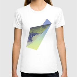 Triangle Mountains T-shirt