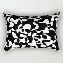Flowes of Spring Rectangular Pillow