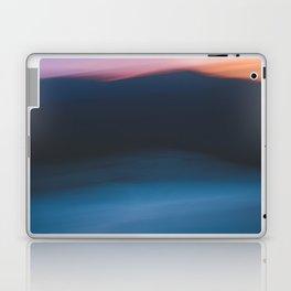 Mountain Sunset Abstract Laptop & iPad Skin
