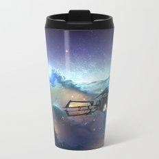 The Sea Of Space Metal Travel Mug