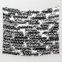 Spidery Lines Wall Tapestry