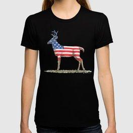 USA Whitetail Deer T-shirt