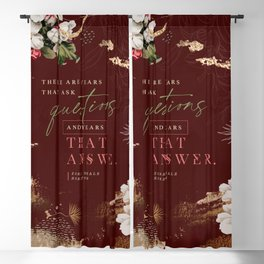 There are years that answer Blackout Curtain