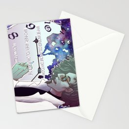 Why Be Another Cog Stationery Cards