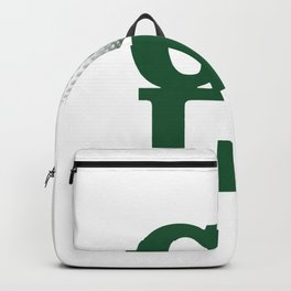 Love Golf Backpack