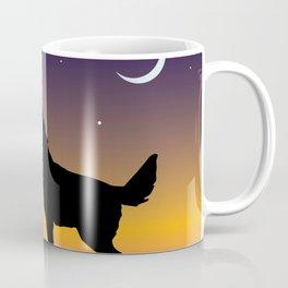 Howl Together Coffee Mug