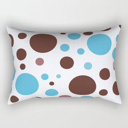 Bubble Time Rectangular Pillow