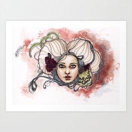 "''BellaIV"" Art Print"