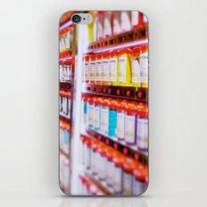 Pantone Pods iPhone & iPod Skin