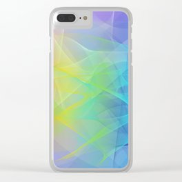 Power and positive energy, 24 Clear iPhone Case