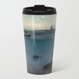 Sea Kayaking Travel Mug