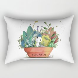 Kodama Rectangular Pillow