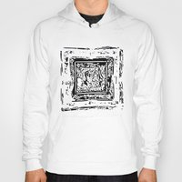 frame Hoodies featuring Life Frame by ArteGo