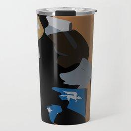 Airforce Fox Travel Mug