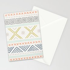 Into the West - in Mixed Earthtones Stationery Cards