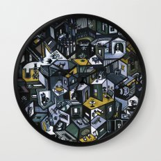 Toto Modo! Wall Clock