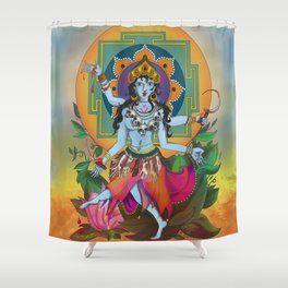 Kali, My Kali Shower Curtain