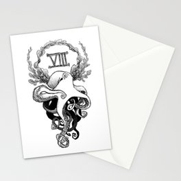 VIII Stationery Cards