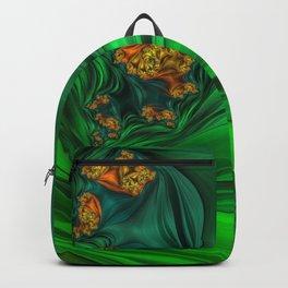 Amazon Flowers Backpack
