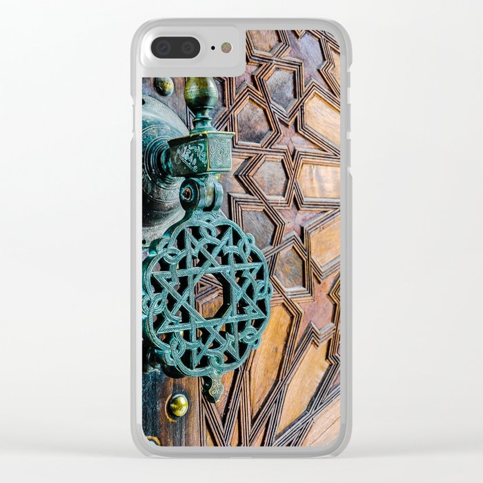 The Door Clear iPhone Case