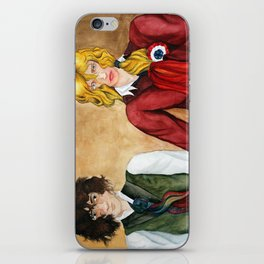 Les Misérables  iPhone Skin