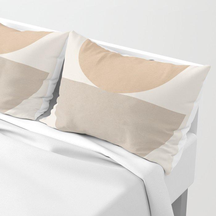 Geometric Modern Art 31 Pillow Sham