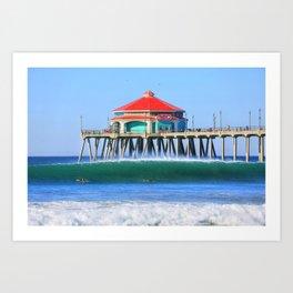 Southside Pier Kunstdrucke