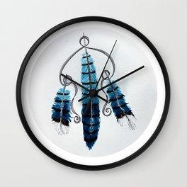Porte-bonheur Wall Clock