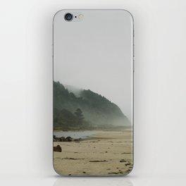 moody west coast beaches iPhone Skin