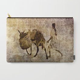 island tapestry Carry-All Pouch